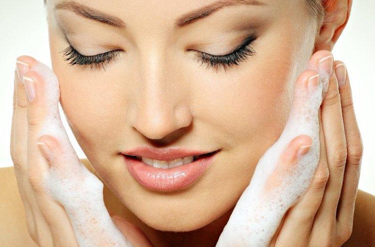 Домашнее очищение кожи