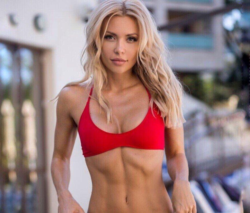 Как получить идеальную фигуру с помощью фитнеса?