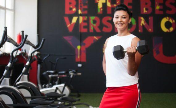 Фитнес не должен быть скучным
