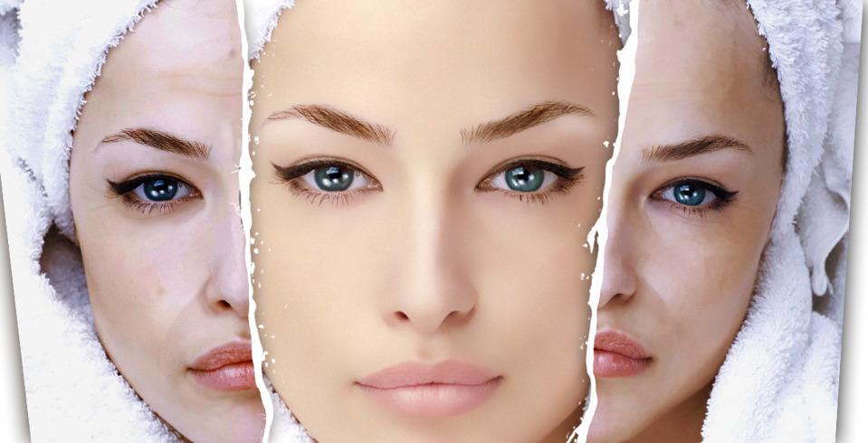 Маски для уставшей кожи лица