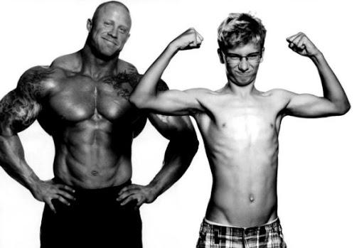 Как набрать мышечный вес?