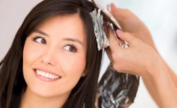Правила окрашивания волос, уход за окрашенными волосами