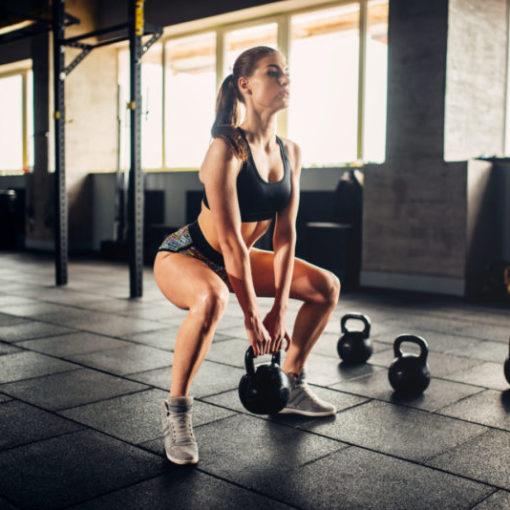 Похудеть с помощью спортзала!