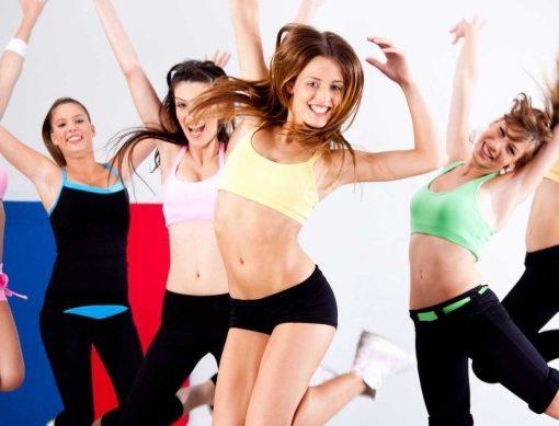 Танцуйте для здоровья и красоты