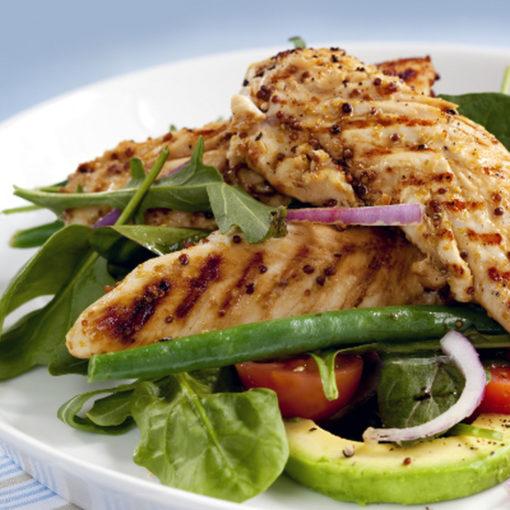 Здоровое питание - ключ к красоте и долголетию