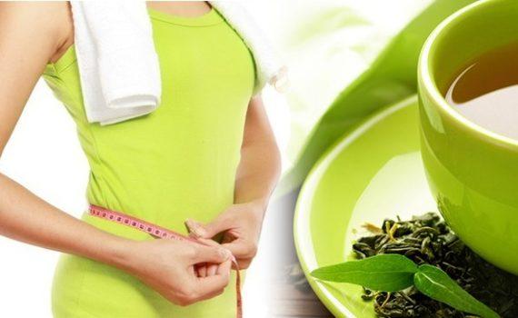 Боремся с лишним весом при помощи зеленого чая
